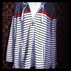 Talbots hoodieShirt